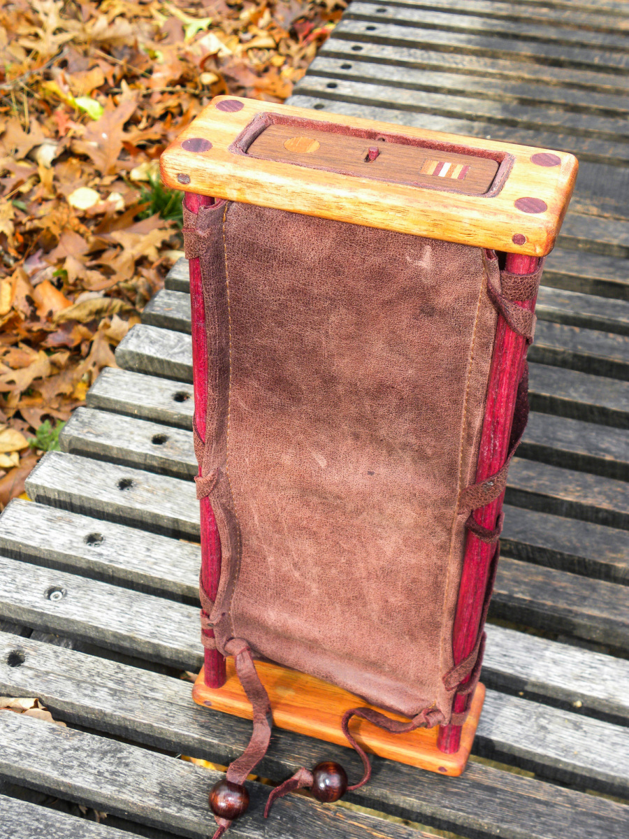 Upright new design OP-1 case